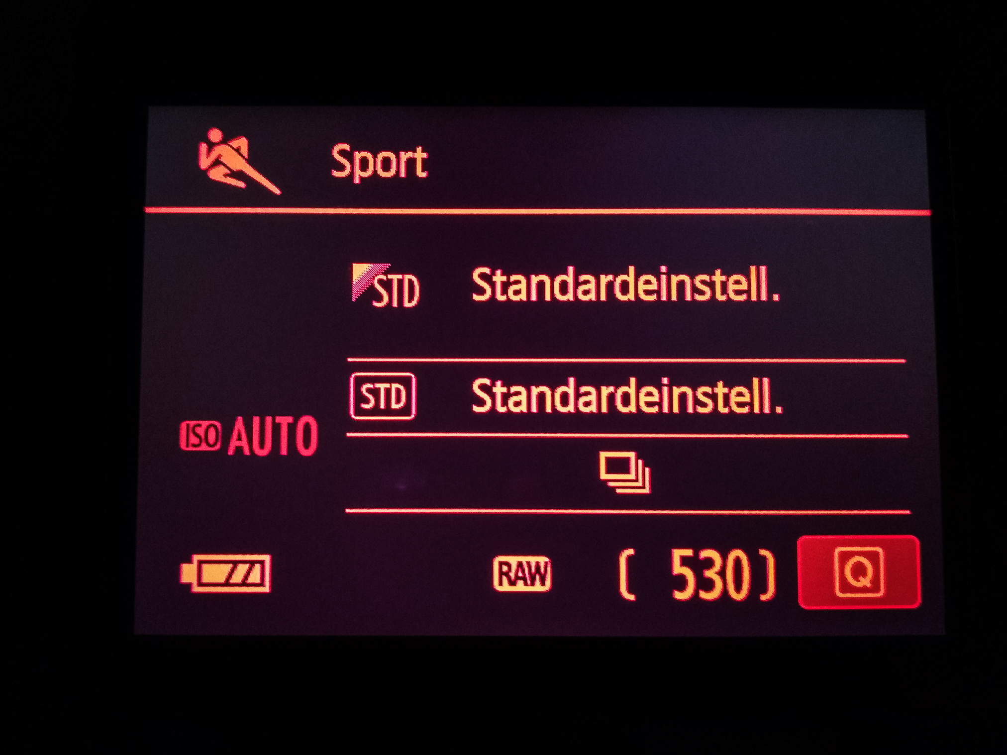 Die Sportautomatik