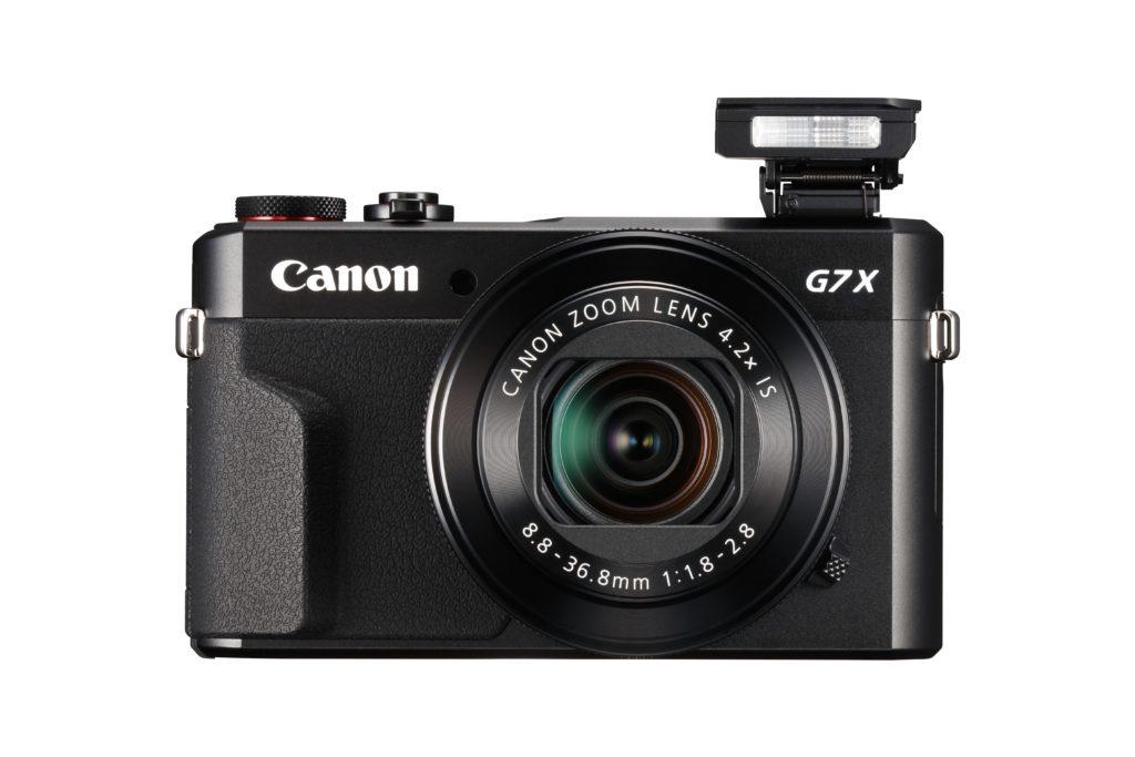 Außer im professionellen Bereich sind Kompaktkameras immer seltener anzutreffen