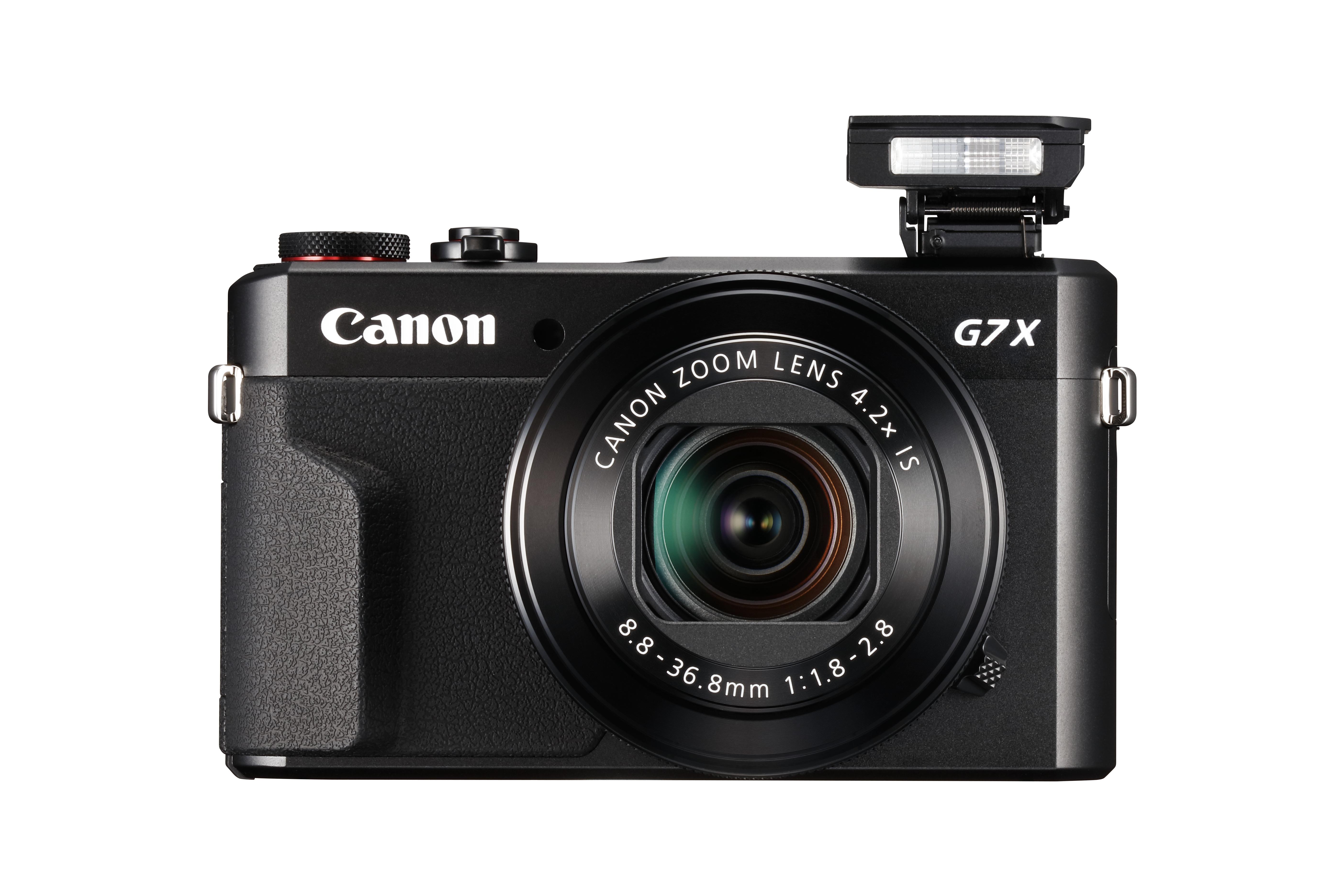 Eine Kompaktkamera