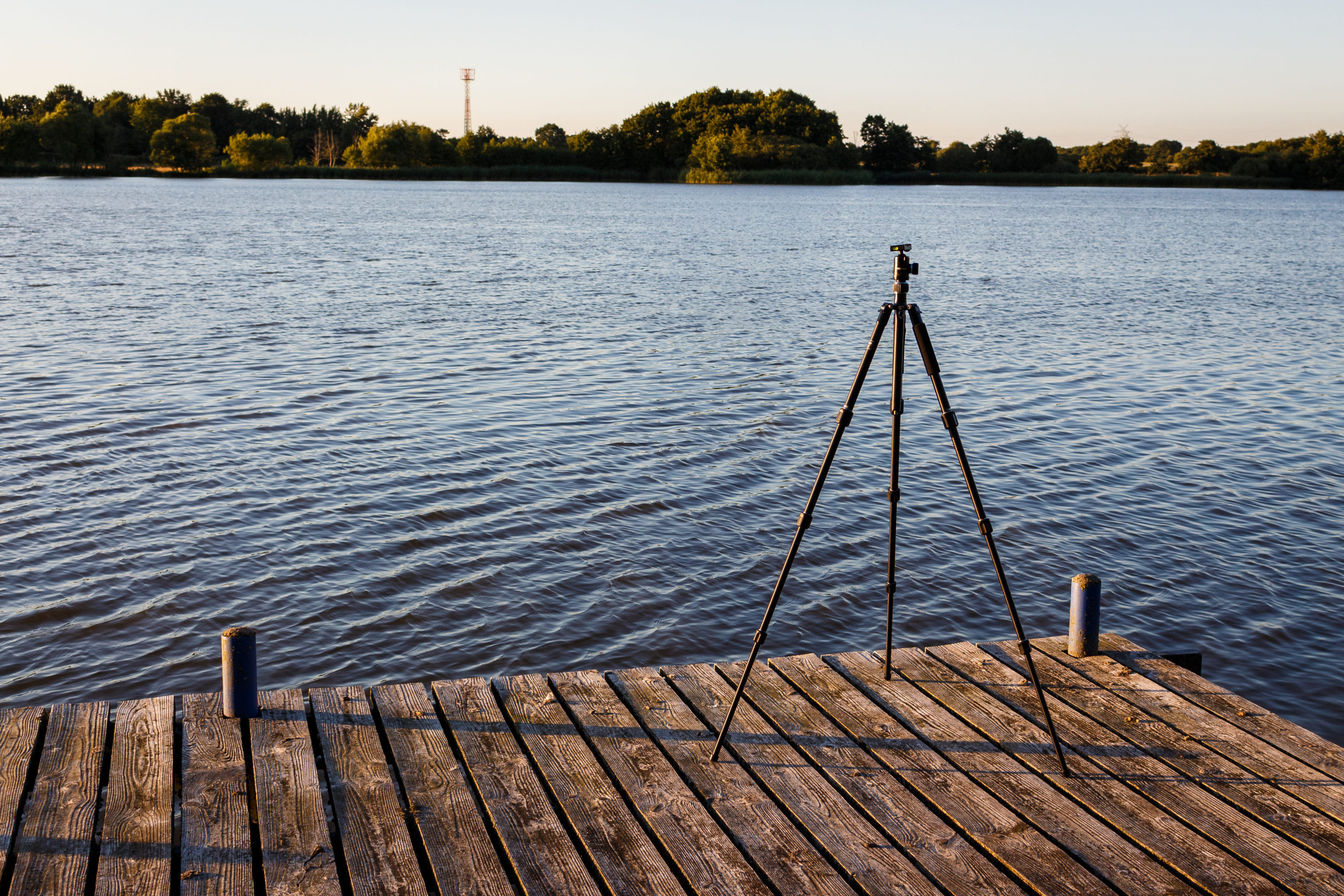 Das Rollei C5i am See