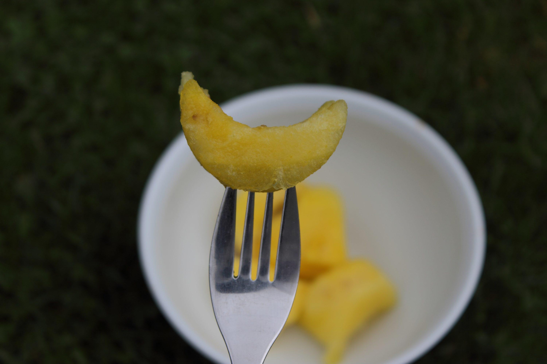 Dieses Bild habe ich im Rahmen eines Fotowettbewerbes zum Thema Essen eingereicht