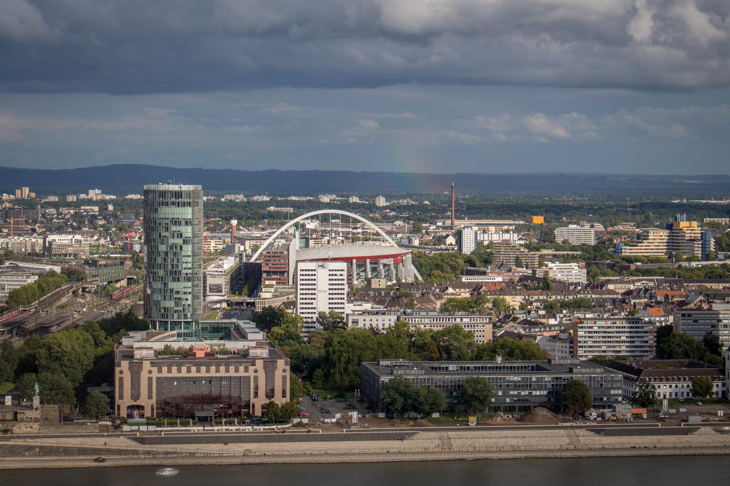 Köln ist eine ziemlich coole Stadt und immer eine Reise wert